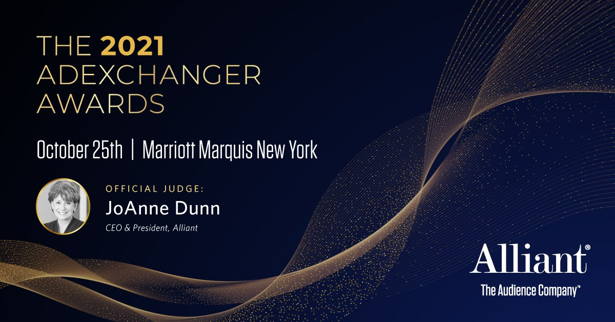 2021 Ad Exchanger Awards Image